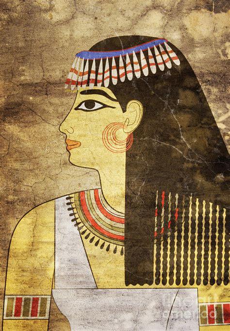 fresco mixed media of ancient mixed media by michal boubin