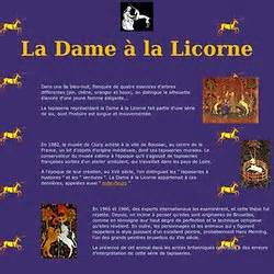 La Dame à La Licorne 6 Tapisseries by Mus 233 Es Et Expos Viviah Pearltrees