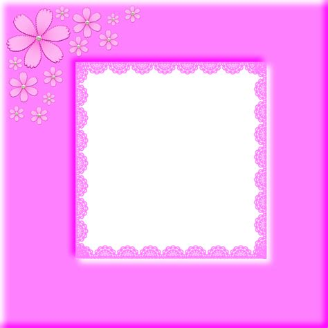 photo frame free illustration photo frame photo album pink free