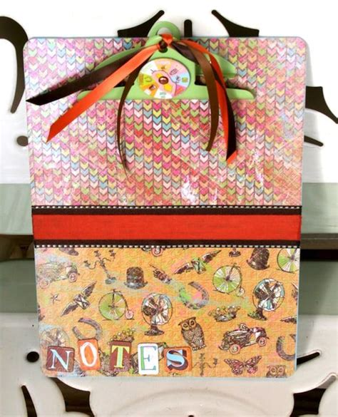 decoupage clipboard tutorial diy clipboard with mod podge butterfly crafts teaching