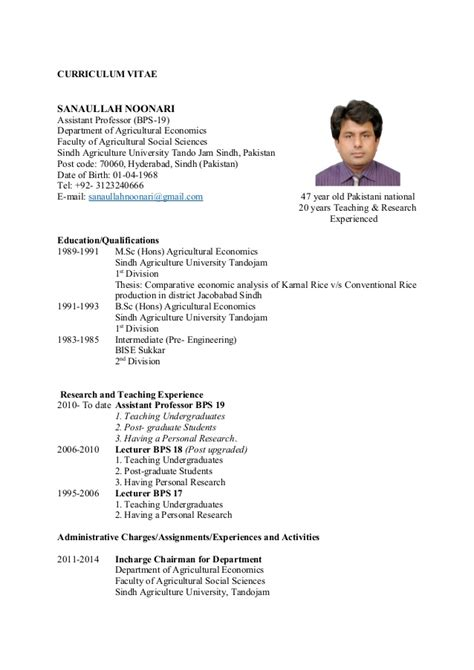 Resume Format For Zoology Lecturer Resume Format For Zoology Lecturer Berita Unik Terbaru Terkini