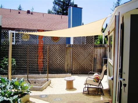 Patio Canopy Ideas by Patio Shade Ideas Inexpensive Ways To Shade Your Deck