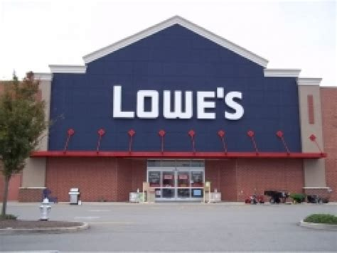lowe s home improvement 6425 mechanicsville turnpike