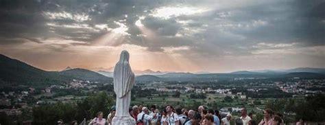 noticias virgen de medjugorje lo que dijo el papa francisco sobre la virgen de medjugorje