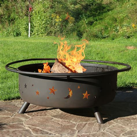 large cosmic pit or pit cooking grill combo