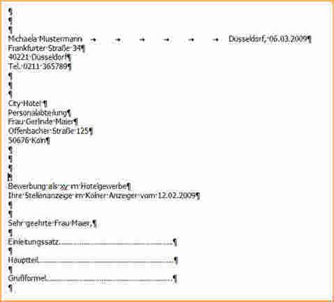Anschreiben Muster Nach Din 8 Anschreiben Din 5008 Bewerbungsschreiben