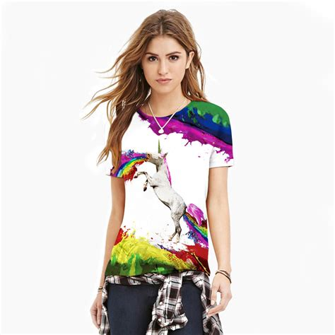 colorful shirts summer fashion new t shirt colorful