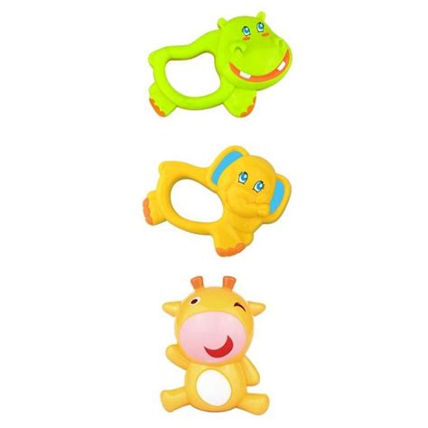 Kidsme Rattle Baby Worm T2909 2 pack of 6 worm rattles multicolor in pakistan hitshop