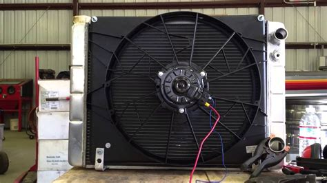 two speed ford taurus fan high speed youtube