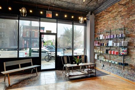 Salon Industriel Design by Member Spotlight Nomobo Salon Wicker Park Bucktown