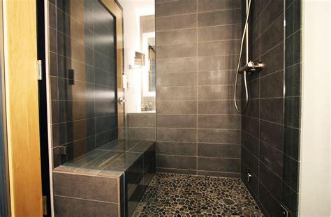 condo bathroom remodel portland condo remodel by builder hammer hand transforms nondescript bathrooms into