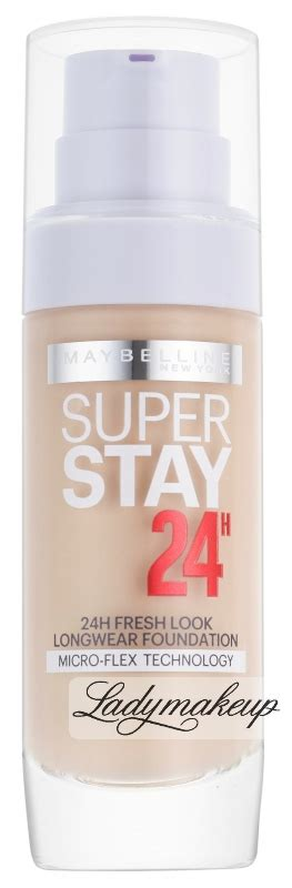 Maybelline Superstay 24hr Primer maybelline superstay 24h longwear foundation