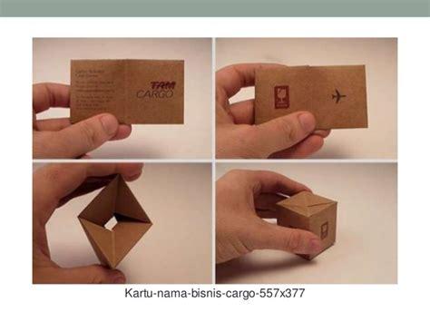 desain kartu nama kreatif contoh desain kartu nama kreatif