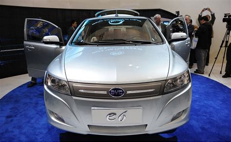 Byd Tesla Tesla And China S Byd Of The Electric Vehicle