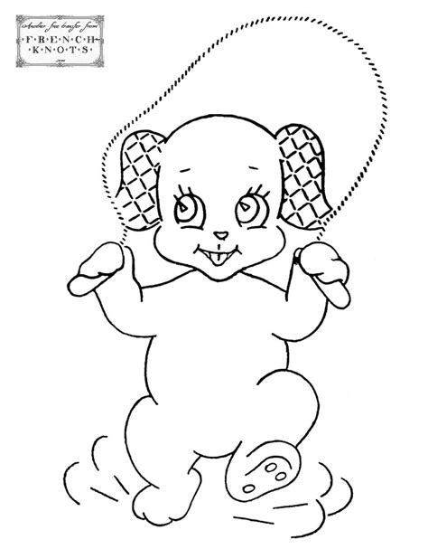 jump rope coloring pages   print