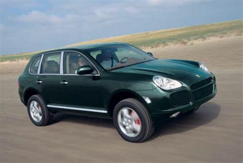 2003 porsche cayenne turbo first drive motor trend