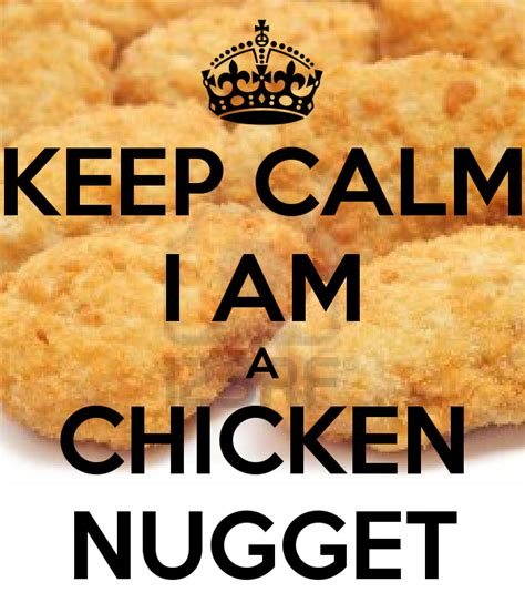 Chicken Nugget Meme - i respect your right to worship satan o by chicken john