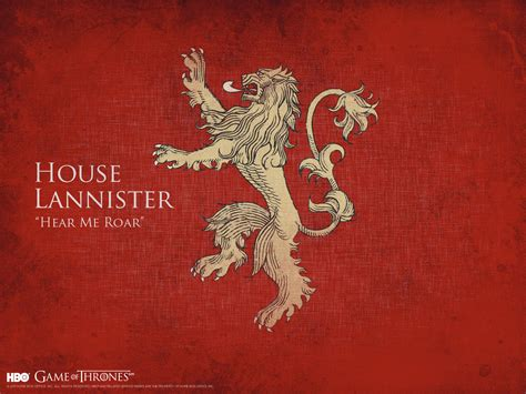game of thrones house sigils game of thrones house lannister wallpaper game of thrones