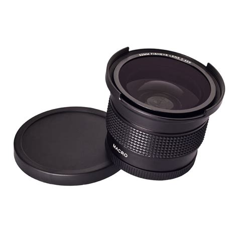 Fish Eye Wide 40 X Lens Wide Lensa For Camerahandpone zomei wide angle fisheye lens with macro lens 0 42x 37mm black jakartanotebook