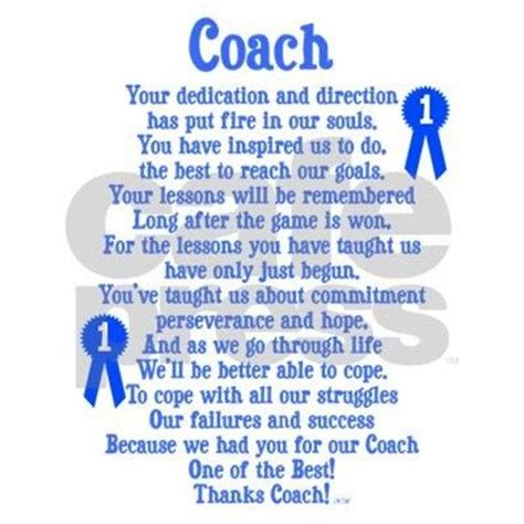 thank you letter to parents from soccer coach 17 best ideas about coach appreciation gifts on