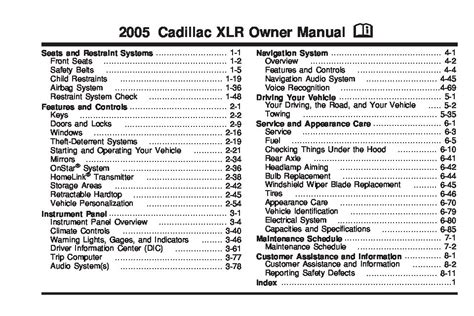 vehicle repair manual 2009 cadillac xlr v navigation system service manual 2005 cadillac xlr acclaim radio manual