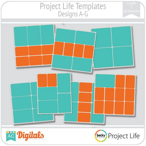 Project Digital Templates my disney project pre trip project mouse sahlin studio digital scrapbooking