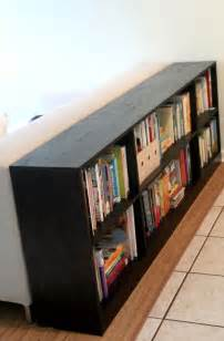 Baby Room Bookcase Bookcases Behind A Sofa Home Designs