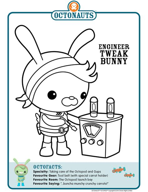 octonauts templates black and white picture of tweak ideas