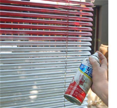 spray painting l shades home dzine craft ideas spray paint my kitchen blinds