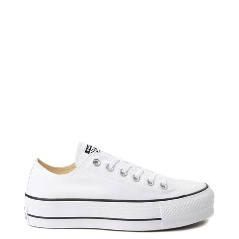 Converse All 1 1 womens converse chuck all lo platform sneaker