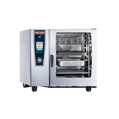 Oven Rational rational selfcookingcenter 102 e 10 pan size electric combi oven abm restaurant equipment