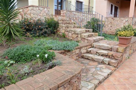 esterne da giardino l arte della pietra 187 scalinata esterna da giardino
