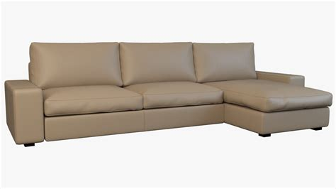 3d sofa kivik ikea model