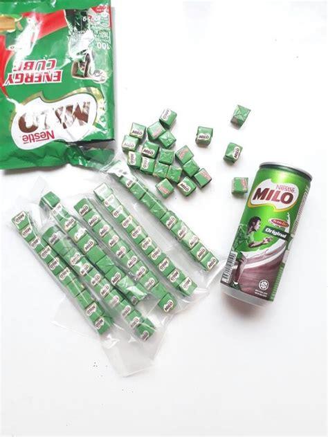 Milo Cube Cokelat 100 Pcs 2 8 Gram bakul elite posts