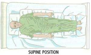 bed positioning patient positioning
