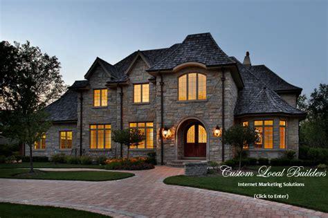 custom build home hd websites for luxury custom home builders pool builders