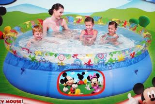 Kolam Renang Anak Kotak Family Pool Rectanguler Pool Bestway 54006 dunia balon anak kolam renang keluarga
