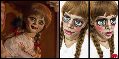 annabelle doll pantip how to makeup transformation ต กตาผ annabelle