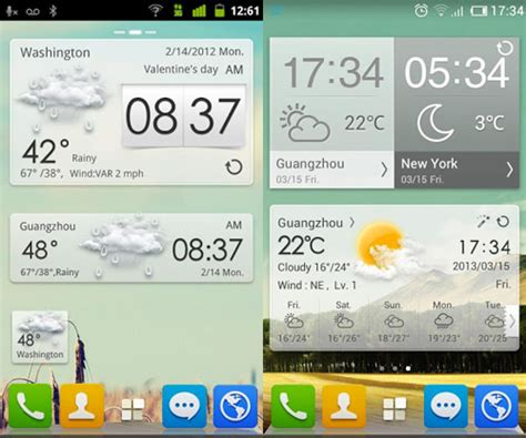 Android Get Current Locale by 20 Beautiful Weather Widgets For Your Android Home Screens