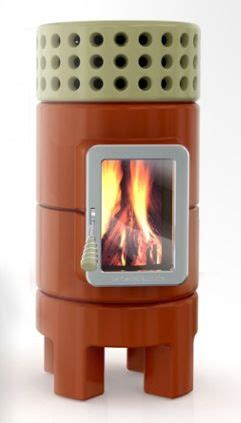 Stack Ofen by Stack Stoves A Ceramic Line With Wood Burning And Pellet