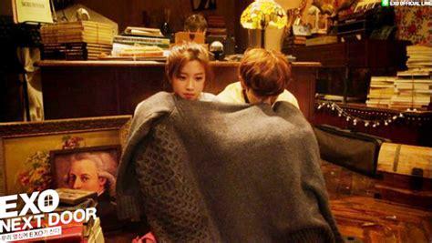 cerita film exo next door pamitan exo next door moon ga young kenang saat jadi
