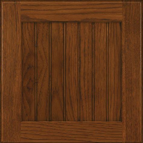 Hickory Kitchen Cabinet Doors Kraftmaid 15x15 In Cabinet Door Sle In Wilmington Hickory In Cognac Rdcds Hd Bwh4 Coh The