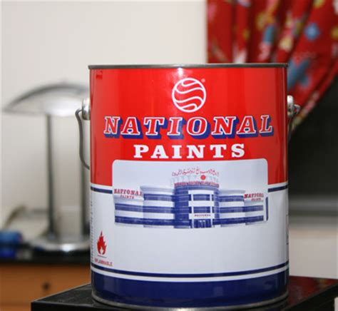 Tinta Nasional decorative products national paints factory co ltd brochures