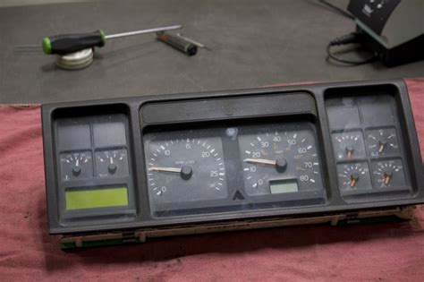 car engine manuals 2000 volvo s70 instrument cluster volvo instrument cluster repair heavy haulers rv resource guide