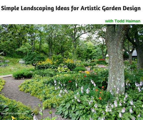 Landscape Architecture Podcast Simple Landscaping Ideas For Artistic Garden Design With