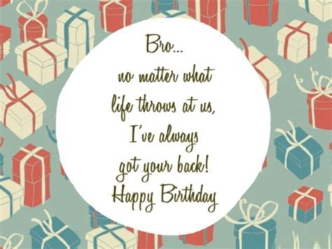 Quotes For Your Brothers Birthday 25 Best Happy Birthday Brother Quotes On Pinterest