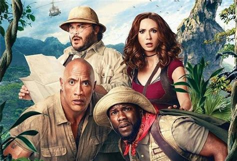 jumanji film details jumanji welcome to the jungle digital and blu ray release