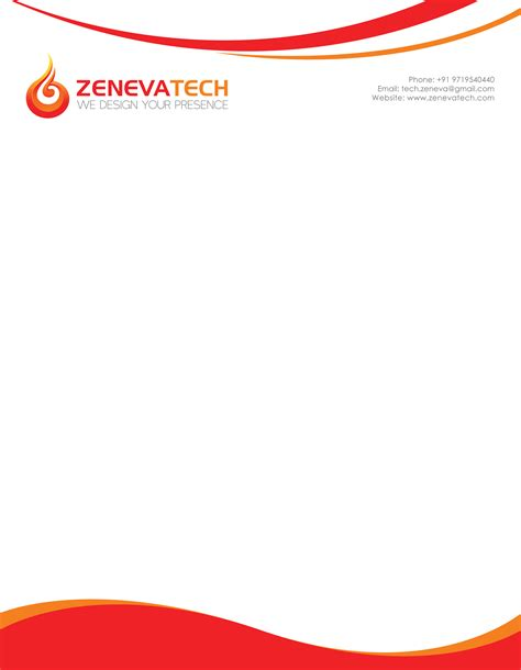 design free company letterhead 7 letter head psd images prospecting cover letter