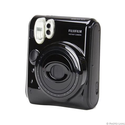 Fujifilm Instax Mini 50s Black fuji instax mini 50s piano black sofortbildkamera mini50s