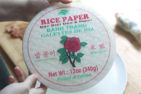 How To Make Rice Paper Wrappers - how to buy and use rice paper wrappers